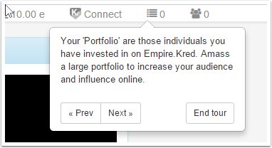 How many players do you own shares in ?