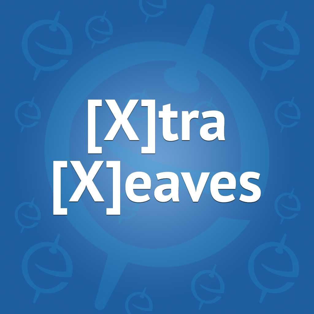 Xtra Xeaves Throwing Art Item for Shop