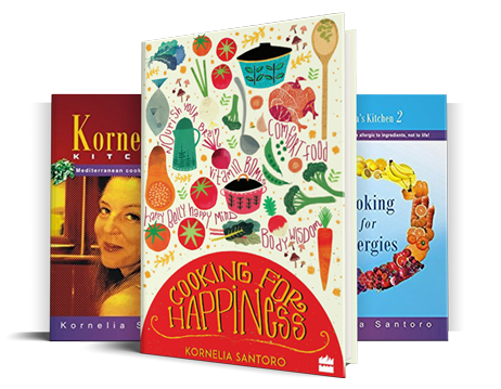Kornelia Santoro's award-winning books