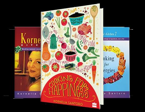 Kornelia Santoro's award-winning books