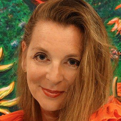Kornelia Santoro - Author of Kornelia's Kitchen